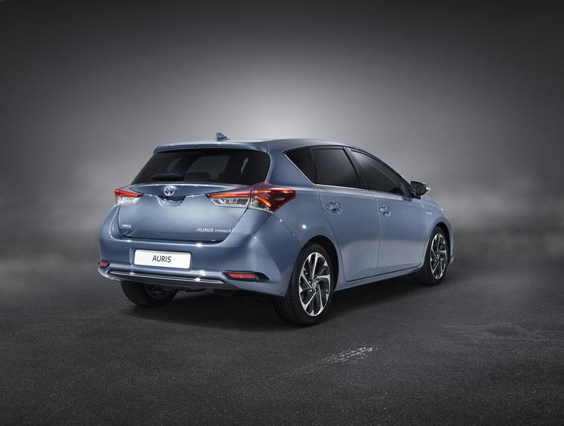 Nowy silnik Toyoty w Aurisie