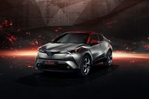 C-HR Hy-Power Concept