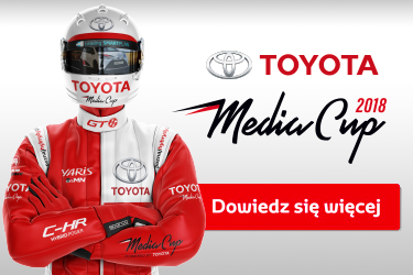 Toyota Media Cup