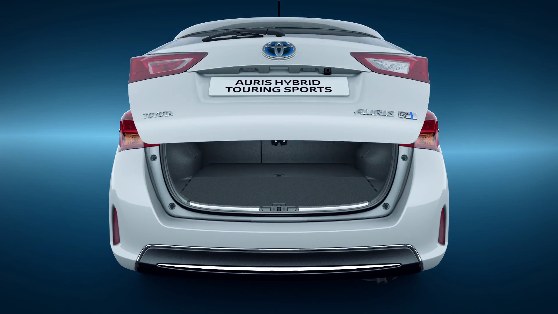 Auris Hybrid Touring Sports Functionality Without Captions