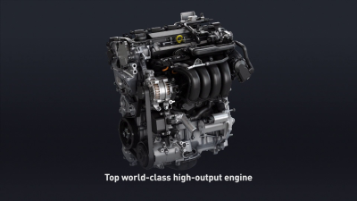 Nowy silnik 2.0 Toyota Dynamic Force Engine w technologii TNGA