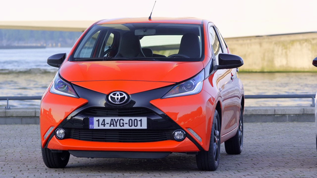 New Aygo long footage
