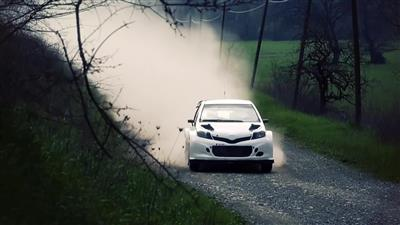 Test Drives Toyota Yaris WRC
